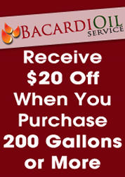 Coupon, Oil Delivery in Perth Amboy, NJ